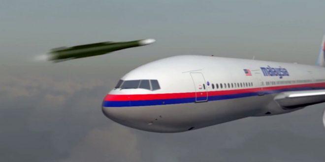 Determinaron desde dónde fue lanzado el misil que derribó al vuelo MH17