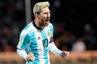 Messi:En algún momento se tiene que dar el título con Argentina