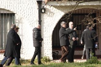 """Para Rafecas, López """"decidió involucrar"""" al monasterio de General Rodríguez"""