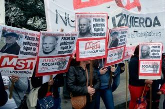 Reclaman Justicia a 10 años de la segunda desaparición de Jorge Julio López