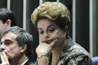 Rousseff denuncia que está en marcha un plan para reprimir a manifestantes