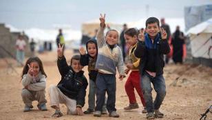 Ya son 28 millones de niños desplazados por conflictos según UNICEF