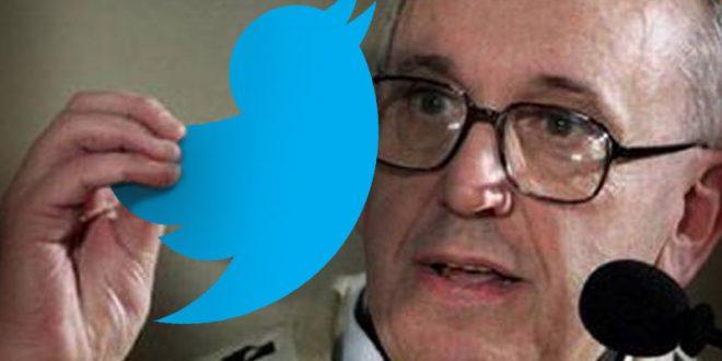 El Papa Francisco ya superó los 31 millones de seguidores en Twitter
