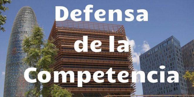Nueva ley de Defensa a la Competencia
