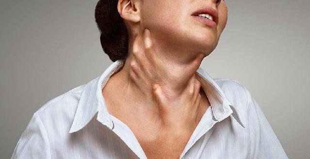 Por qué se nos hace un nudo en la garganta?