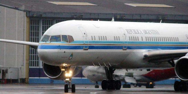 Toda la flota presidencial será reemplazada con 8 aviones alquilados