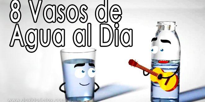 Las terribles consecuencias de la teoría de los '8 vasos de agua al día'