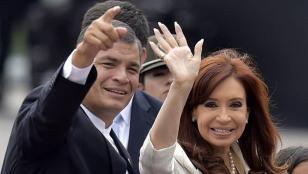 Cristina contra Macri: Alguien con cuentas offshore no puede presidir la Argentina