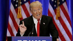 Donald Trump no pagó impuestos durante 18 años