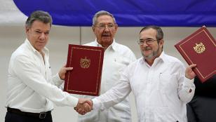 Juan Manuel Santos Nobel de la Paz