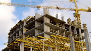 La Construcción bajó 3,7% en agosto