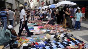 La venta callejera bajó casi 42% en el último año