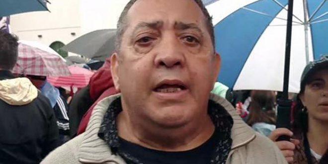 Luis D'Elía, a juicio oral por incitar a la discriminación