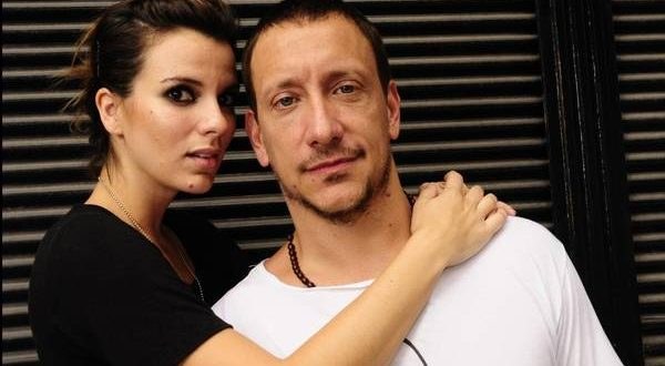 Nicolás Vázquez y Gimena Accardi se casan