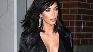 Robaron a Kim Kardashian