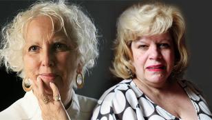 Se accidentaron Susana Rinaldi y María Graña