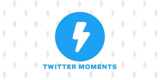 Twitter lanzó Moments : Enterate de qué se trata