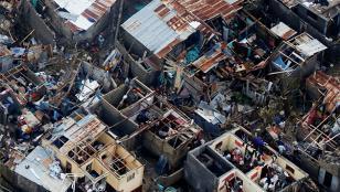Y son 50 los muertos en el Caribe por el huracán Matthew