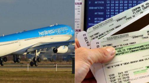 ¿Cómo pudo estafar a Aerolíneas Argentinas y viajar gratis por 4 años sin que nadie se diera cuenta?