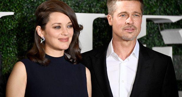 Brad Pitt rompió anoche el silencio tras el divorcio con Angelina Jolie