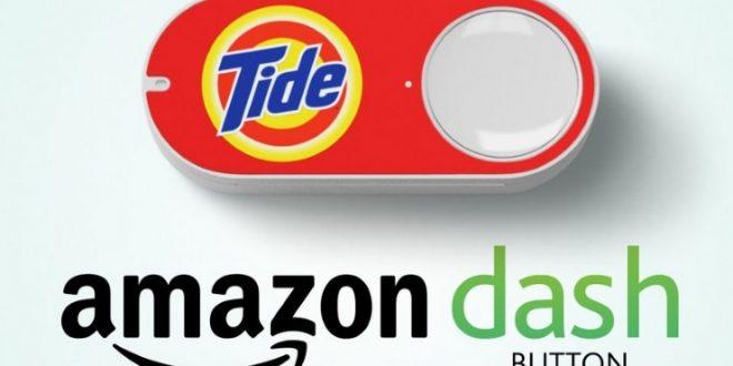 Amazon lanza Amazon Dash Button