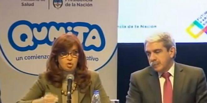 Plan Qunita: Envían a juicio oral a Aníbal Fernández