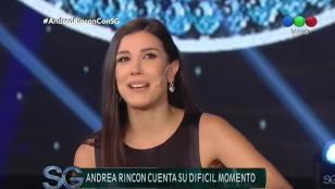 Andrea Rincón: Tengo transtorno límite de personalidad