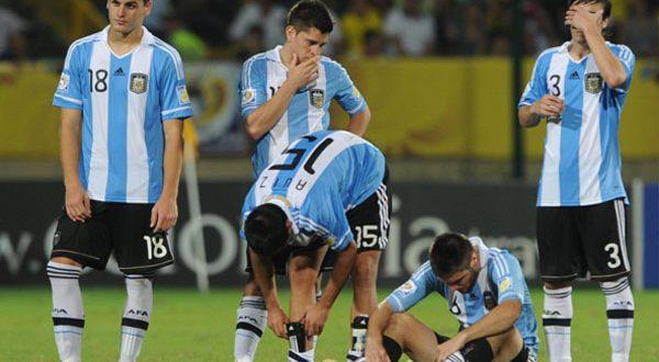 Argentina está fuera del Mundial