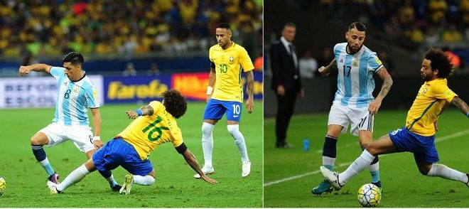 Argentina perdió 3-0 contra Brasil y se mantiene afuera del Mundial