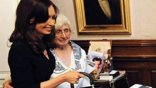 Cristina Kirchner culpó a Macri por denuncias contra su madre