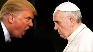 El Papa sobre Trump: No hago juicios sobre hombres políticos