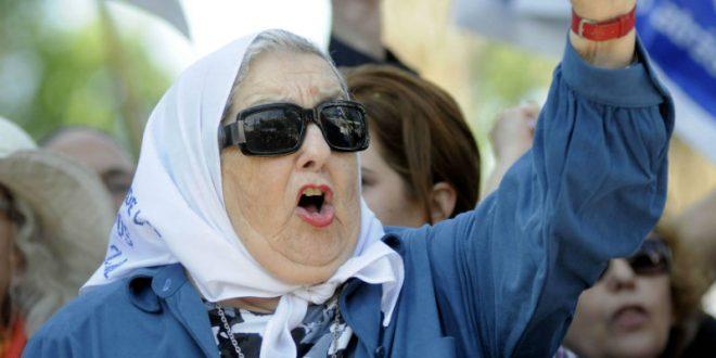 Hebe de Boanafini llamó a tomar Tribunales en caso de que Cristina Kirchner termine tras las rejas