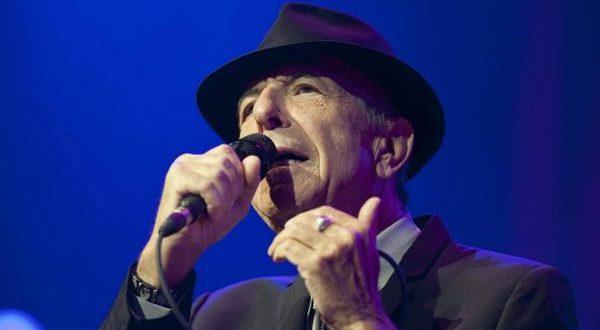 Murió Leonard Cohen