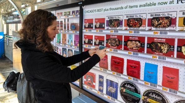 Cómo serán los supermercados del futuro