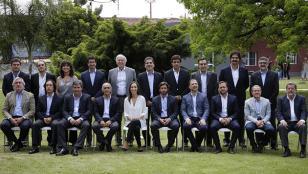Matia Eugenia Vidal cambia su gabinete para encarar