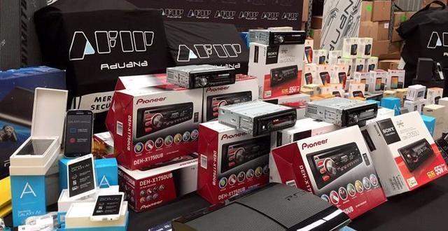 Venta productos electrónicos a precios de remate de aduana