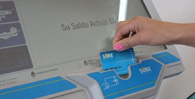 """Como cargar la SUBE a través de home banking por """"pago mis cuentas"""""""