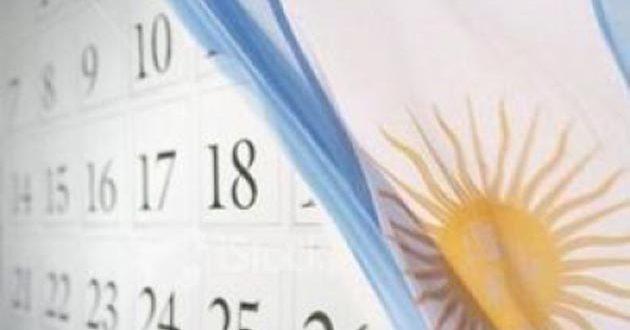 Por qué es feriado el próximo lunes 28 de Noviembre en Argentina