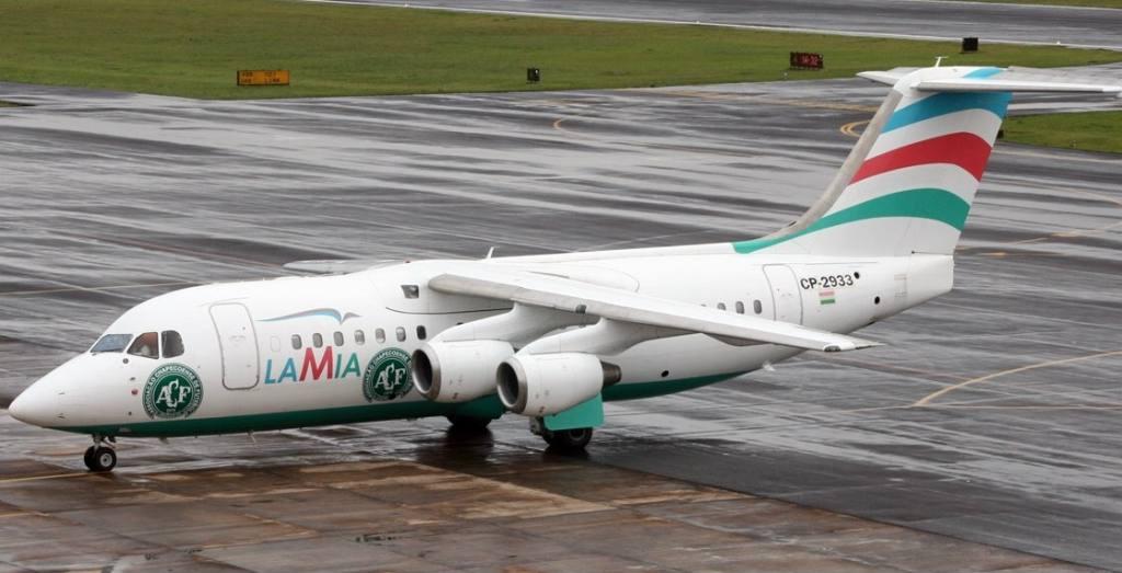 """Tragedia de chapecoense :El dueño del avión culpa a """"un rayo"""""""