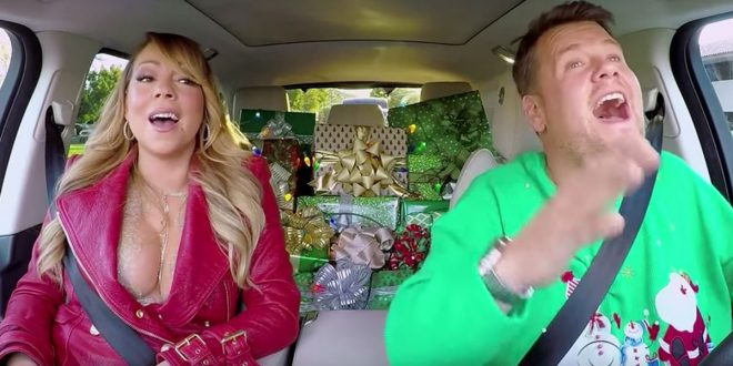 "Video > Mariah Carey, Adele, Selena Gomez y Lady Gaga : ""All I Want for Christmas is You"""