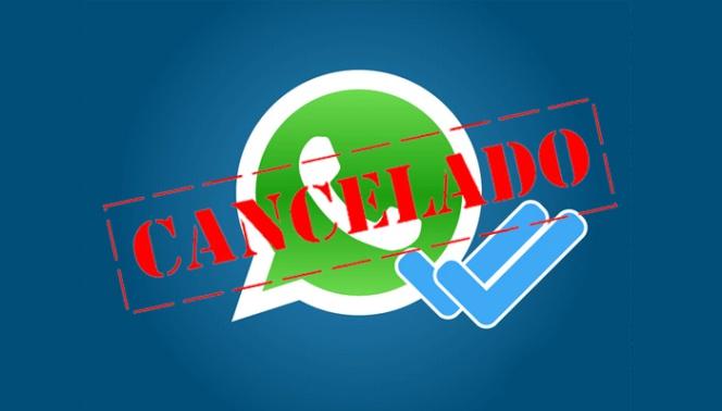 WhatsApp sin cifrado de lectura