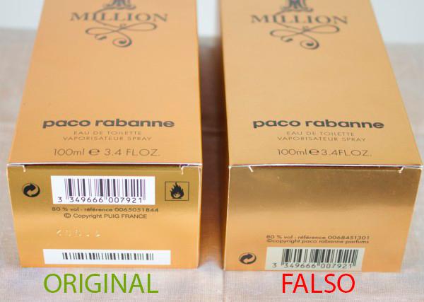 Como saber si un perfume es original o es una replica o copia