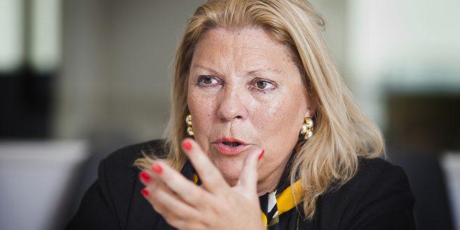 Elisa Carrió: Macri tiene una oportunidad histórica, pero ya no puede cometer más errores