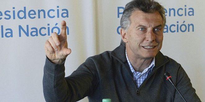 Macri: Hay una visión optimista con respecto al próximo año