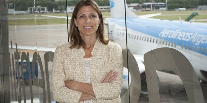 Isela Costantini presentó su renuncia a Aerolíneas Argentinas