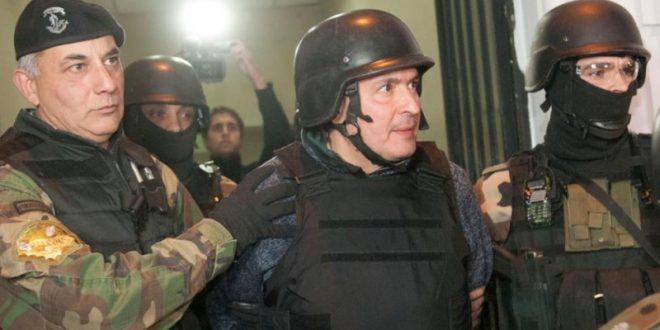 Internaron a José López por depresión en el Hospital Penitenciario Central