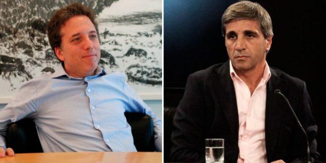 Dujovne y Caputo reemplazan a Prat Gay en Economía