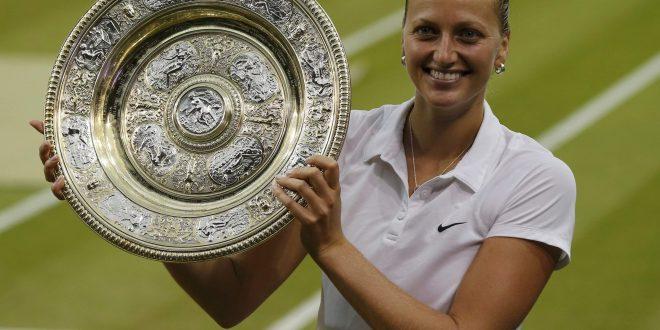Apuñalaron a la tenista checa Petra Kvitova