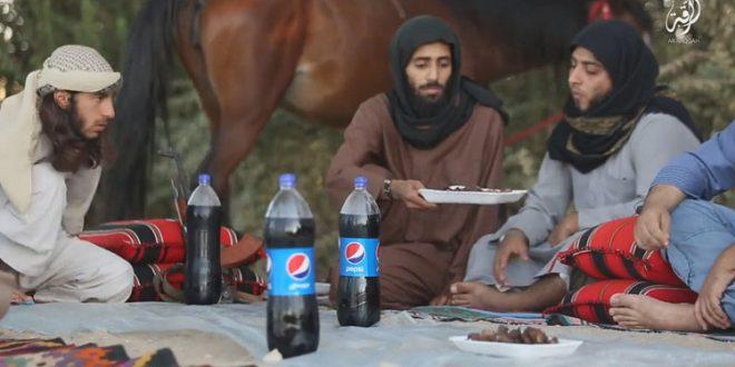 ¿Por qué los terroristas toman Pepsi?