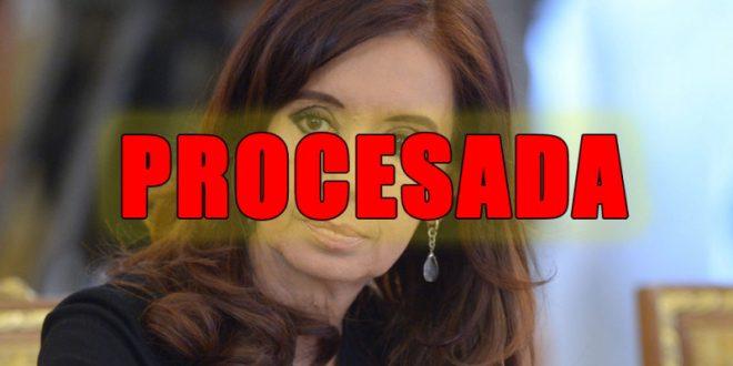 Procesaron a Cristina Kirchner por asociación ilícita y ordenan un embargo por $10.000 millones